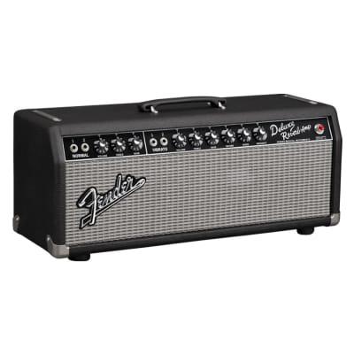 Fender '65 Deluxe Reverb-Amp 2-Channel 22-Watt Guitar Amp Head 2014 - 2016