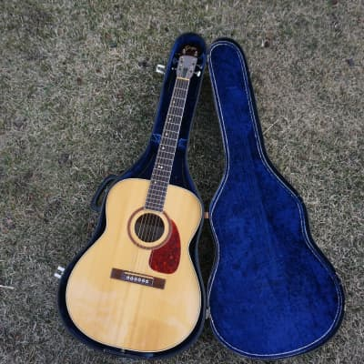 Goya (by Levin) T-16 Acoustic Guitar Natural for sale