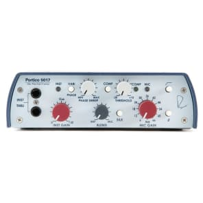 Rupert Neve 5017 Portico Mobile DI, Microphone Preamp and Compressor