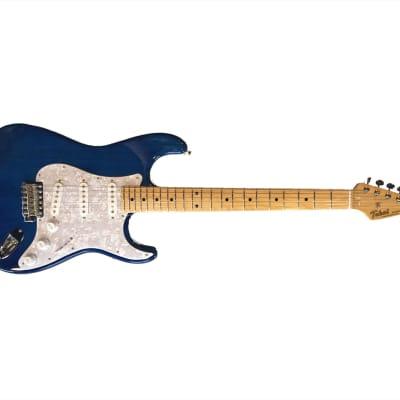 Guitarra Tokai AST 118 IB/M 2020 Indigo Blue