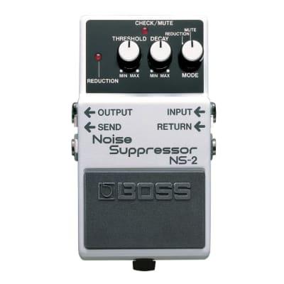 Boss - NS-2 Noise Suppressor Pedal