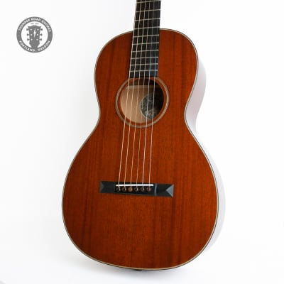 New Collings Parlor 1MhT (All-Mahogany Traditional)