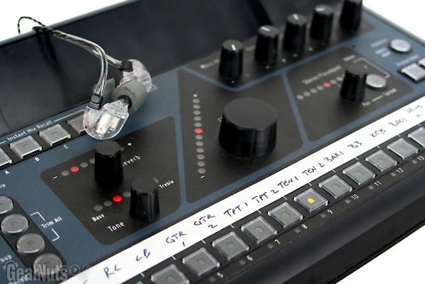 Aviom A360 Personal Mixer Gearnuts Reverb