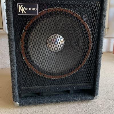 JBL KK Audio Ported Speaker Cab w/ Vintage 15