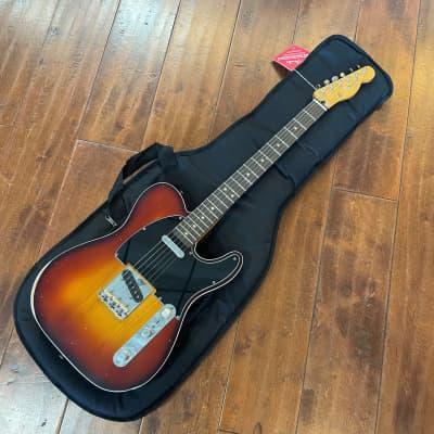 Fender Jason Isbell Custom Telecaster RW Chocolate Burst 7lbs, 11oz for sale