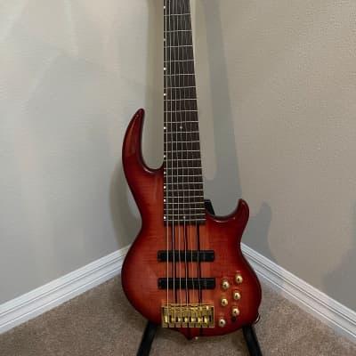 Conklin Bill Dickens 7-string Signature Bass for sale