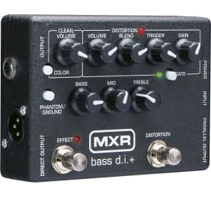 MXR M80 - Préampli Basse D.I + for sale