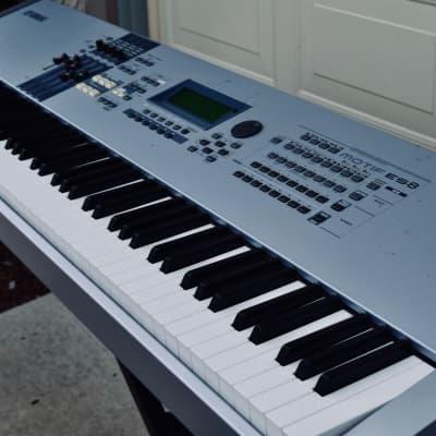 Yamaha Motif ES8 | Sound Programming