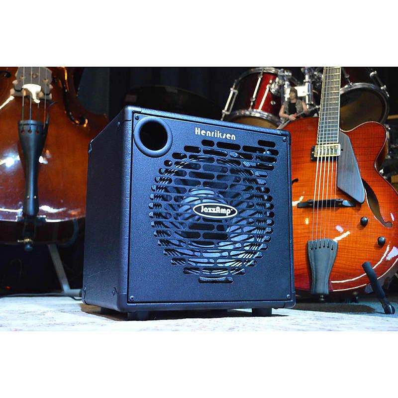 henriksen amplifiers jazzamp ten 120w 1x10 combo jazz guitar reverb. Black Bedroom Furniture Sets. Home Design Ideas