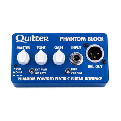Quilter Phantom Block Electric Guitar Interface