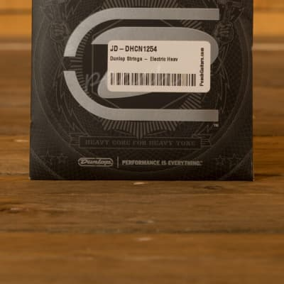 Dunlop Strings - Electric Heavy Core - 12-54