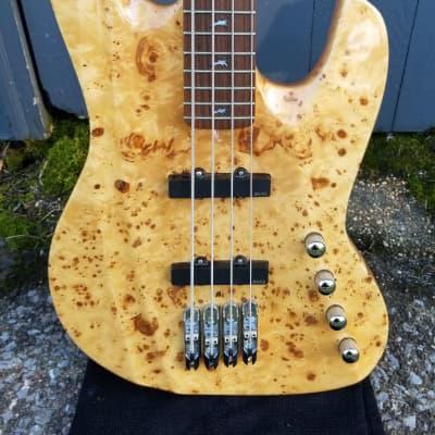 Lodestone Primal Artist 4 J Jazz bass - BEAUTY & BEAST for sale