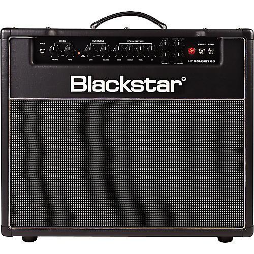 blackstar ht soloist 60w 1x12 tube guitar combo amp reverb. Black Bedroom Furniture Sets. Home Design Ideas