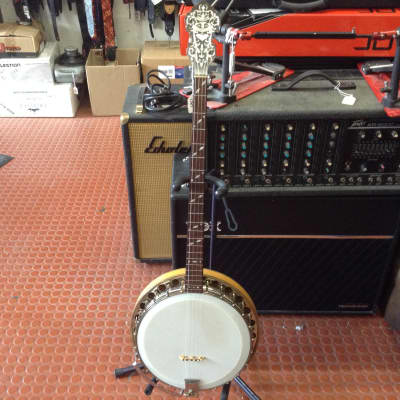 Paramount Style A Plectrum Banjo 1920.s/30.s maple for sale