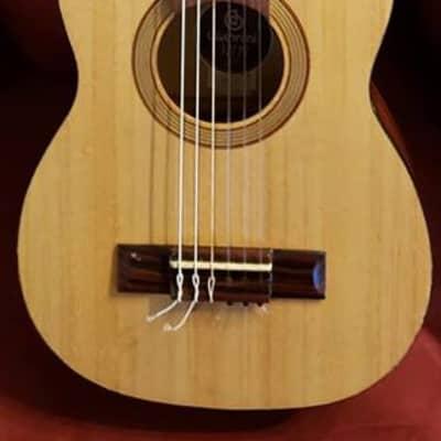 Giannini MPB GWNER Travel Classical Guitar-Brazil 1990 for sale