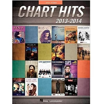 Chart Hits of 2013-2014 (Easy Piano/Vocal/Guitar Songbook)