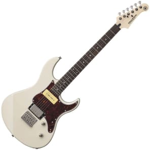 Yamaha PAC311H-VW Pacifica Series H/P-90 Electric Guitar Vintage White w/ Rosewood Fretboard