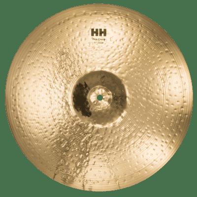 """Sabian 17"""" HH Thin Crash Cymbal"""