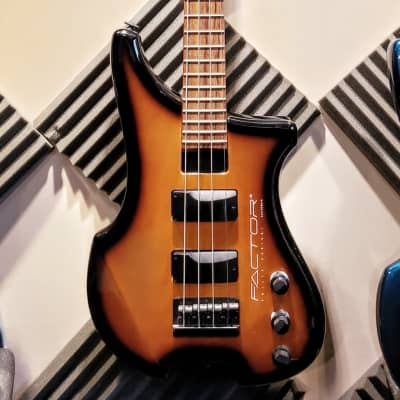 Kubicki  Key Factor 4  Sunburst for sale