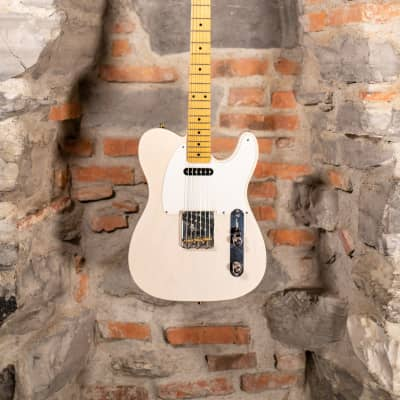 Vintique Telecaster 56 Mary Kaye White Boutique Jay Monterose Rare Guitar Used Perfect Condition for sale
