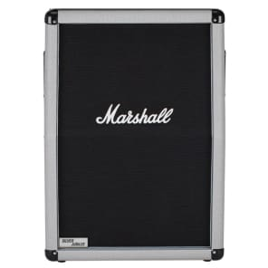 "Marshall 2536A Silver Jubilee 140-Watt 2x12"" Angled Vertical Guitar Cabinet"