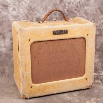 Fender Deluxe Amp 1951 TV Front