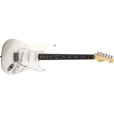 Fender Jeff Beck Stratocaster (Olympic White) for sale