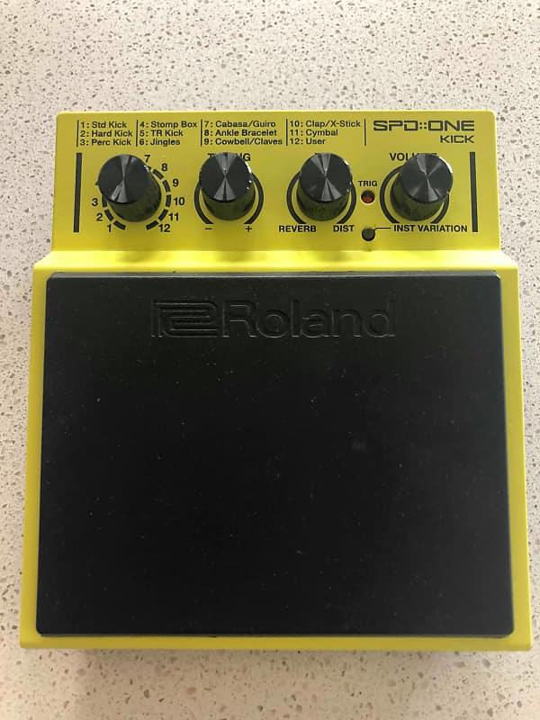 553e9a3db061 Roland SPD  One Kick Digital Percussion Pad