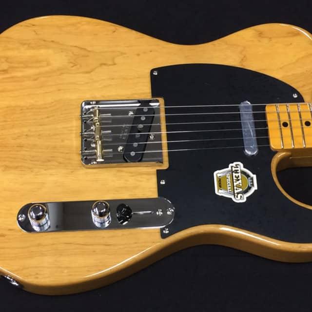 Fender Japan CLASSIC 50S TELE SN: ***0074 ≒3.20kg  2017 Vintage Natural image