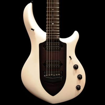 Music Man John Petrucci Majesty Electric Guitar in Glacial Frost for sale