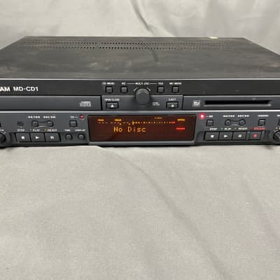 Tascam MD-CD-1 Dubbing Deck with Remote