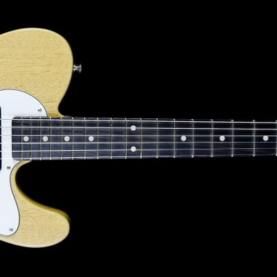 Fender Custom Shop Ron Thorn Masterbuilt 60 Tele Lush Closet Classic TV Yellow RT0117 for sale