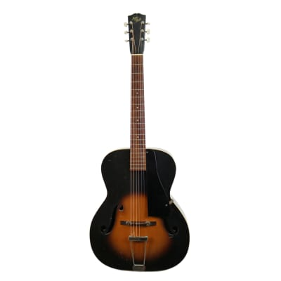 May Bell Model 84 Archtop Guitar 1937 Sunburst for sale