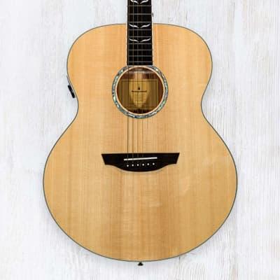 Orangewood Duke Live Solid Sitka Spruce Top Jumbo Acoustic-Electric Guitar w/ Fishman EQ for sale