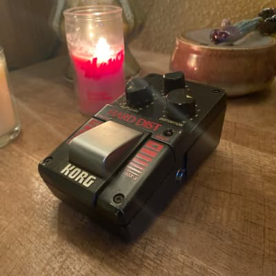 Korg Hard DIST Pedal for sale