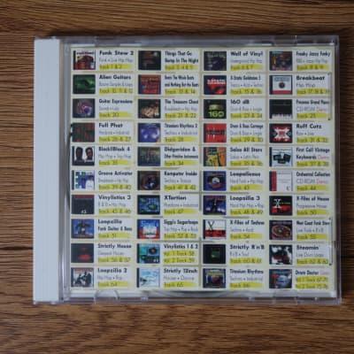 Big Fish Audio Sampler Sampler 4 Promo CD-ROM