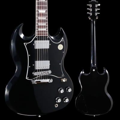 Gibson SGS00EBCH1 SG Standard 2020 Ebony S/N 120590090 6lbs 9.4oz for sale