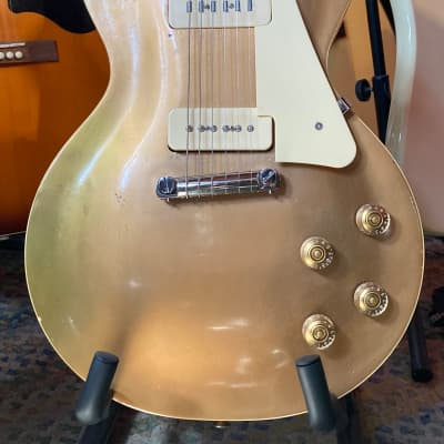 Rosser '54 Gold Top Reissue Style 2010s All Gold for sale