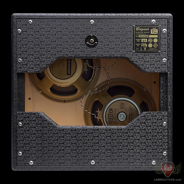 official photos detailed look 50% off Bogner Goldfinger 212OGFP 2x12 Open Back Pine Cabinet (328 ...