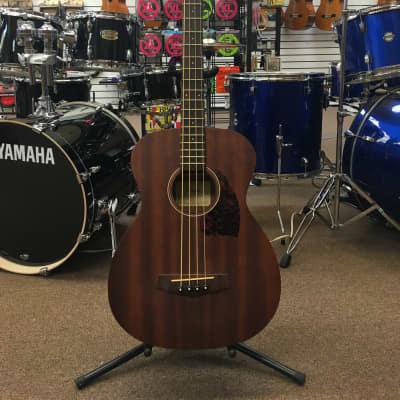 B Stock Acoustic Electric Guitars Ibanez Pcbe12-opn Acoustic Bass Guitar With Pick-up Guitars & Basses