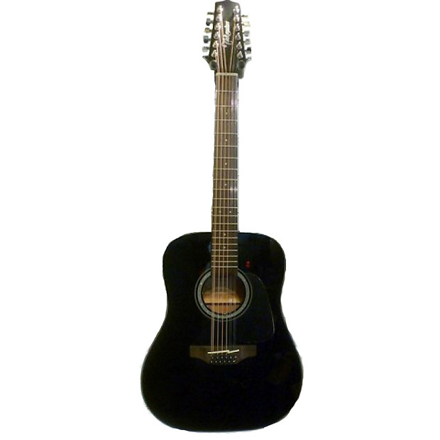 Musical Instruments & Gear Takamine Gd30-blk G-series G30 Acoustic Guitar Black B-stock Be Friendly In Use