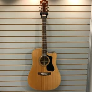 Guild Westerly Collection D-150CE Natural