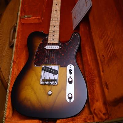 Fender Custom Shop Clarence White Telecaster 2001 Sunburst for sale