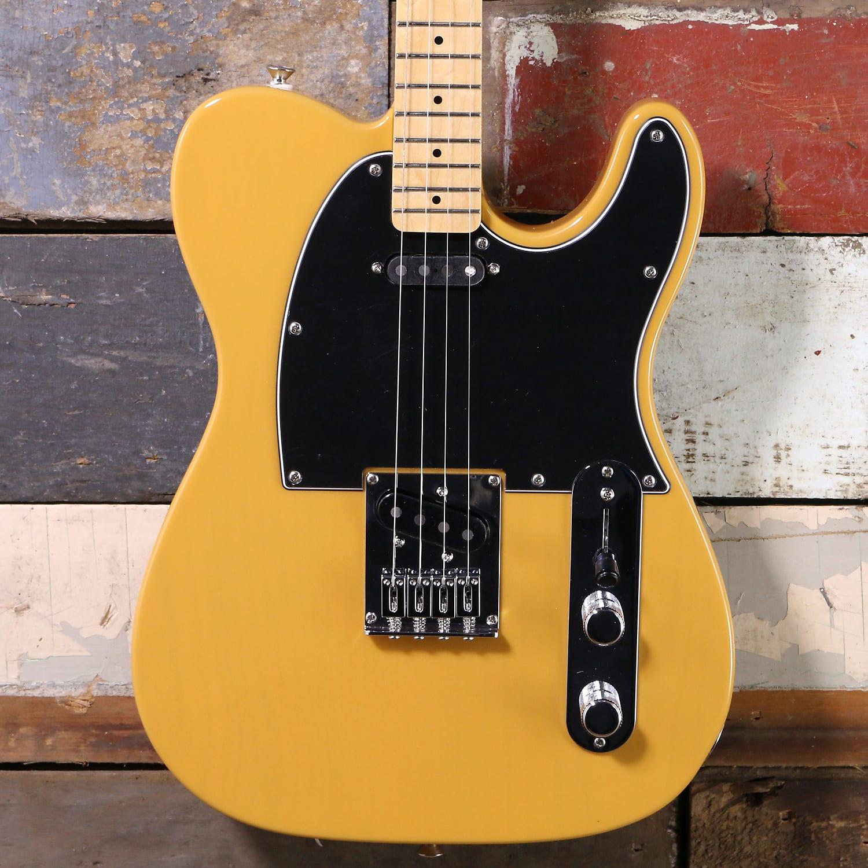 Fender Alternate Reality Tenor Tele Butterscotch Blonde