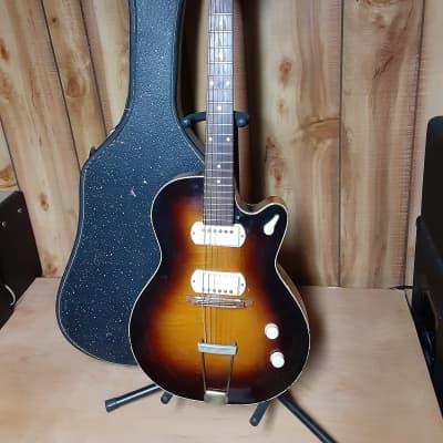 1959 Premier Bantam Electric Guitar -  Franz Pickups ,