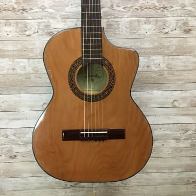 Used LONESTAR BANDERA CLASSICAL Acoustic Guitars Natural for sale