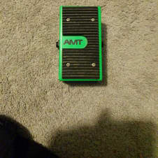 AMT Electronics Japanese Girl bass Wah (WH-1B)  Green