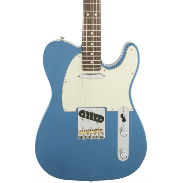 Fender American Special Telecaster - Lake Placid Blue with Rosewood Fingerboard image