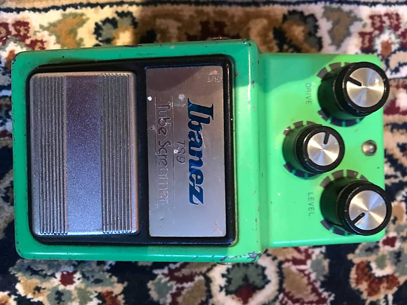Petes Auto Sales >> Ibanez TS 9 - Vintage 80s Distortion 80s Green | Reverb