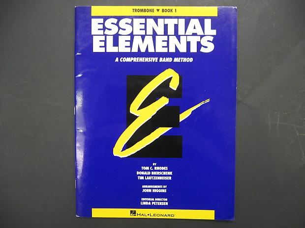 essential elements trombone book 1 music forever reverb. Black Bedroom Furniture Sets. Home Design Ideas